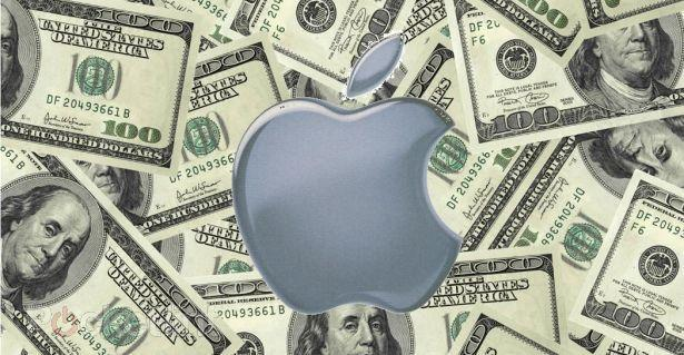 Apple money grabbing