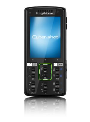 Sony Ericsson K850i Cyber-Shot phone