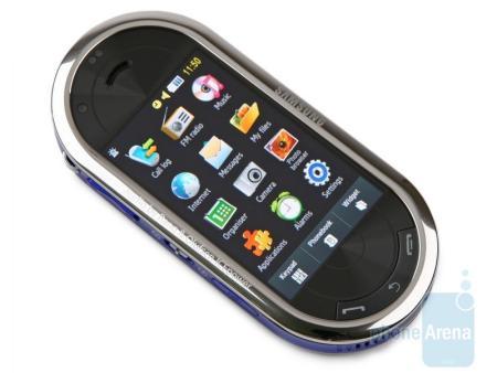 Samsung Beat DJ M7600 music phone