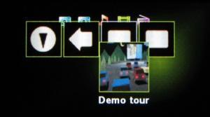 Sony Ericsson Aino user interface
