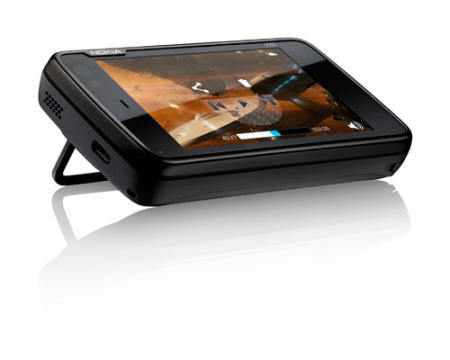 Nokia N900 video streaming