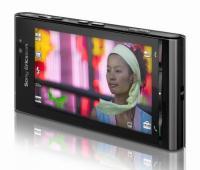 Sony Ericsson Satio camera phone