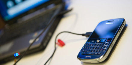 Smartphone tethering