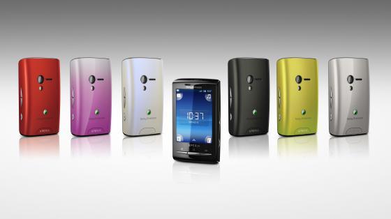 sony ericsson xperia x10a mini. Sony Ericsson Xperia X10 Mini