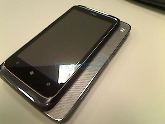 HTC T8788 Windows Phone 7 smartphone
