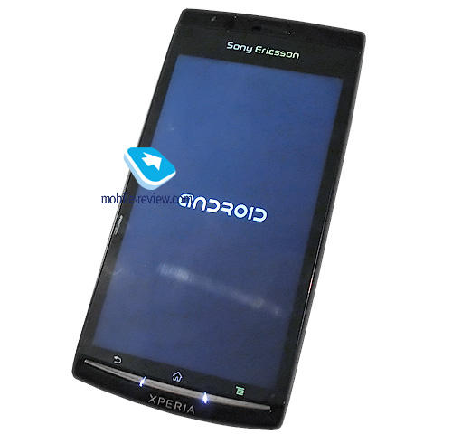 Sony Ericsson Xperia X12 preview