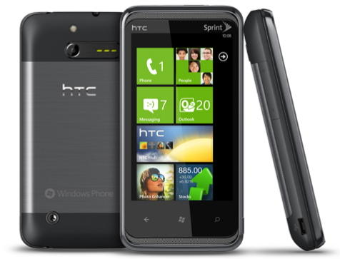 HTC 7 Pro review