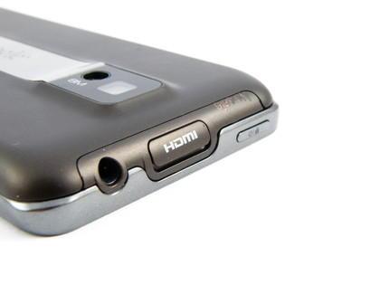 LG Optimus 2X with HDMI port