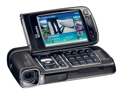 Nokia N93 horizontal