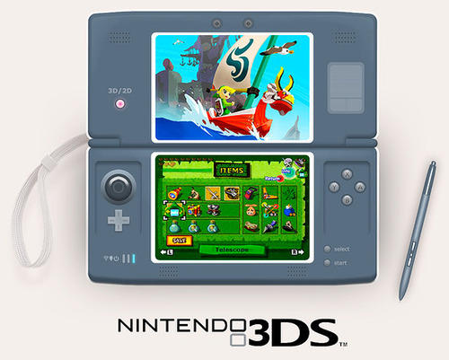 Free Nintendo 3DS with mobile phone