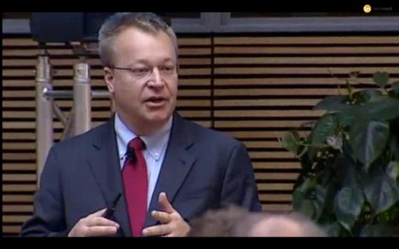 Nokia's Stephen Elop