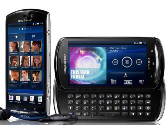 Sony Ericsson Neo Pro