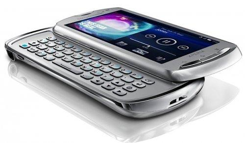 Sony Ericsson Neo Pro the best QWERTY phone