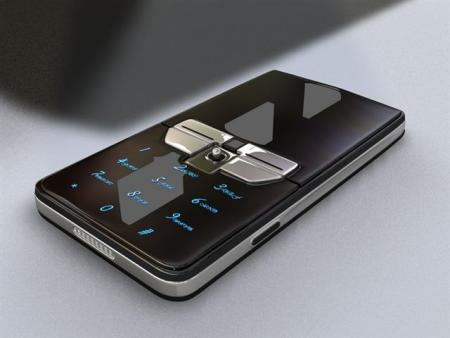 Gorgeous New Sony Ericsson Concept Phone