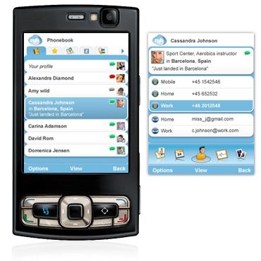Zyb mobile data backup