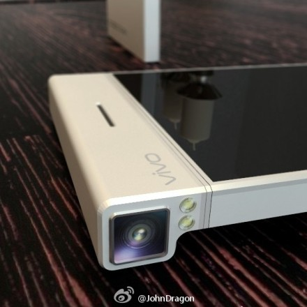 Vivo Xplay 3S cameraphone
