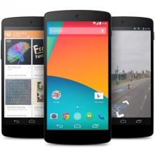 Nexus 5 trio